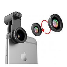 凡亚比手机广角微距自拍镜头