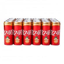 新品发售:可口可乐 姜味330ml*24听
