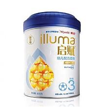 惠氏3段 幼儿配方奶粉 900g*4件