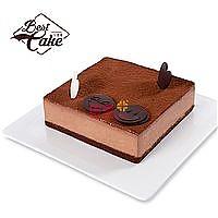 贝思客松露巧克力生日蛋糕1.2磅
