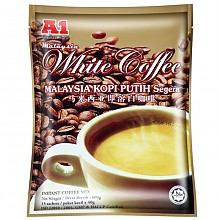 A1马来西亚原味白咖啡15条600g