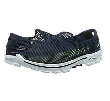 斯凯奇Go Walk 3系列男款休闲运动鞋6666002