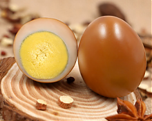 富龙 五香鸡蛋卤蛋20个