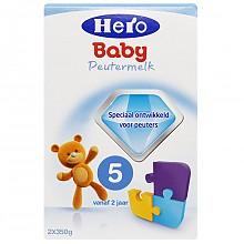 Hero Baby 5段婴儿配方奶粉700g