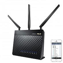 微信专享:华硕AC68U 1900M无线路由器