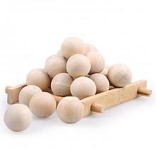绿之源 天然香樟木球1.8cm*20粒裝*8件