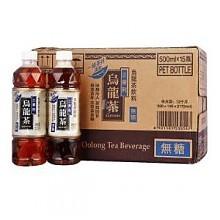 三得利乌龙茶饮料(无糖) 500ml*15瓶/箱