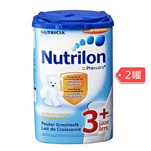 诺优能牛栏婴幼儿奶粉 3 段*2罐
