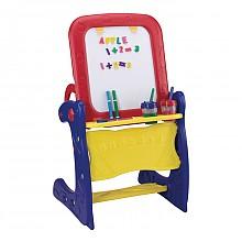 京东PLUS:绘儿乐 两用画架活动桌