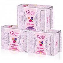 娜菲 卫生巾日夜组合3包28片