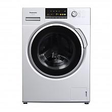 历史新低:松下 XQG80-E8122 8KG 滚筒洗衣机