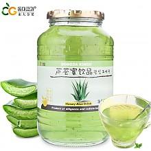 东大金果蜂蜜芦荟茶 1000g