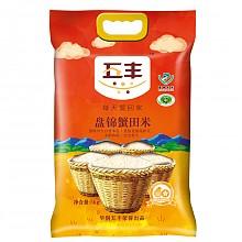 五丰蟹稻共生盘锦蟹田米 5kg