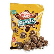 可力琪巧克力玉米球 60g*5袋