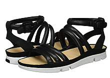 prime会员:Clarks女士真皮休闲凉鞋