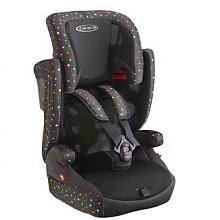 葛莱艾普波点儿童汽车安全座椅