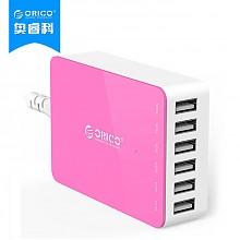 奥睿科六口USB充电器 苹果/安卓 最大输出电流10A