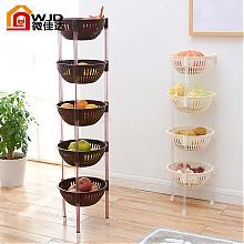微佳达厨房置物架 3层