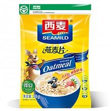 再特价:西麦早餐谷物 膳食纤维 即食 纯燕麦片 280g