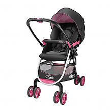 葛莱城市轻盈智纳系列 6Y71PKFN 高景观婴儿手推车