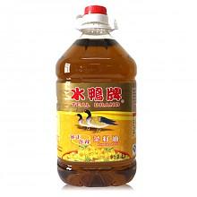 纯正压榨菜籽油4L