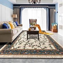 绅士狗加厚高密度地毯1.33*1.9米 重10.3斤