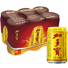 PLUS会员:加多宝凉茶310ml*6罐