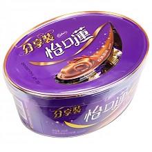 限华东: 怡口莲巧克力味夹心太妃糖200g