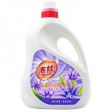 洛娃东方香韵洗衣液4kg (紫罗兰香)