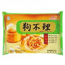 限地区:狗不理 猪肉白菜包 420g (2件8折后)