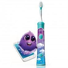 飞利浦 蓝牙版 声波震动儿童牙刷