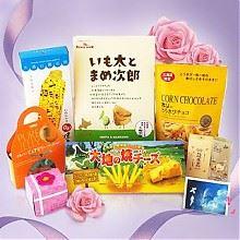Rakuten 北海道特产零食礼盒