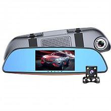 帕萨特 TD95行车记录仪电子狗测速一体机