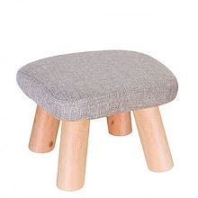 优涵 实木小方矮凳子