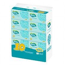 20包维尔美 丝质3层100抽面纸