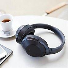 索尼HIFI MDR-1000X 头戴式无线蓝牙耳机