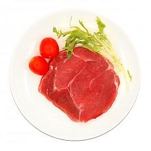 伊赛 菲力牛排 150g/袋 清真牛肉 黑胡椒味 不含料包 *2件