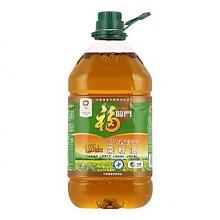 福临门家香味AE浓香营养菜籽油 4L/桶