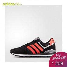 12日预告:Adidas NEO 男子休闲鞋 10K