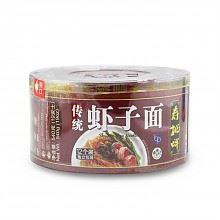 寿桃牌 非油炸 面食传统虾子面 12个装 540g