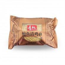 香港寿桃牌 非油炸鲍鱼清鸡面 49g
