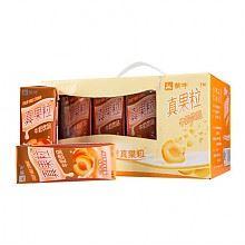 蒙牛 真果粒黄桃果粒康美包 250g*12盒
