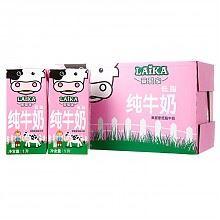 莱爱家 低脂牛奶 1L*12盒