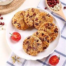 健元堂薏米红豆燕麦饼干450g