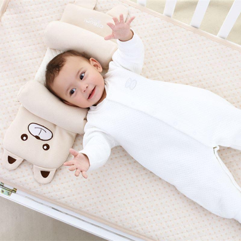 婴儿定型矫正宝宝枕头