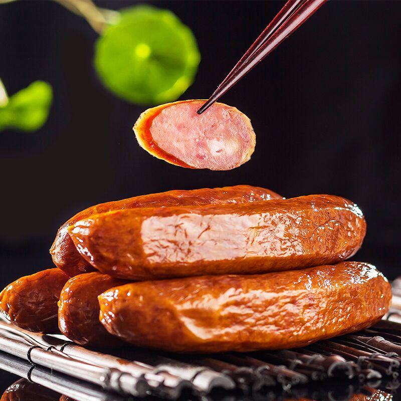 秋林里道斯红肠猪肉肠5根