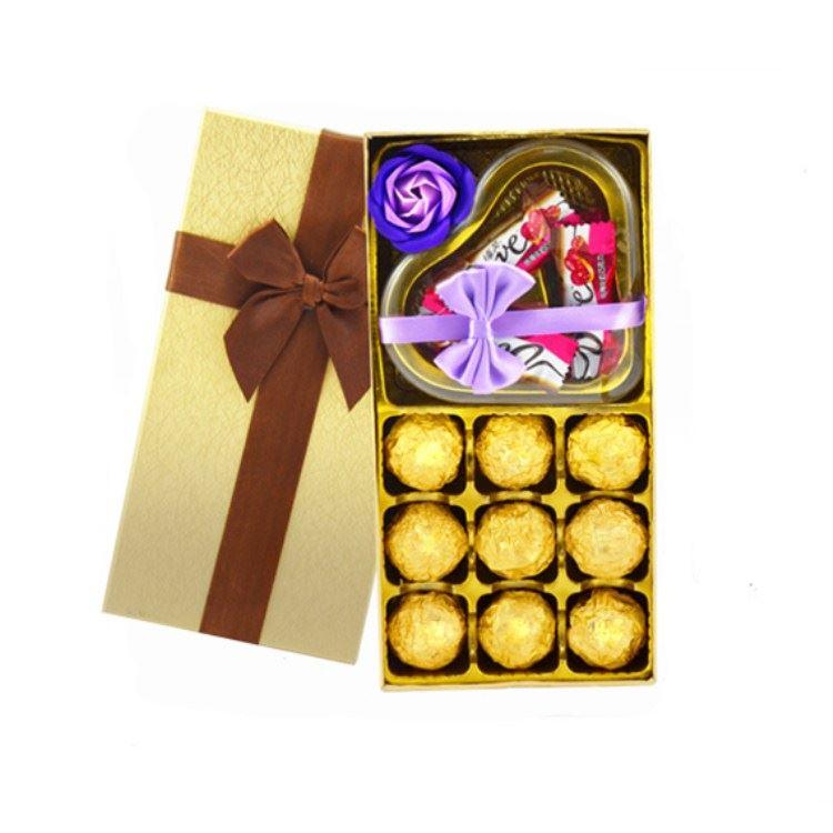 德芙巧克力礼盒装