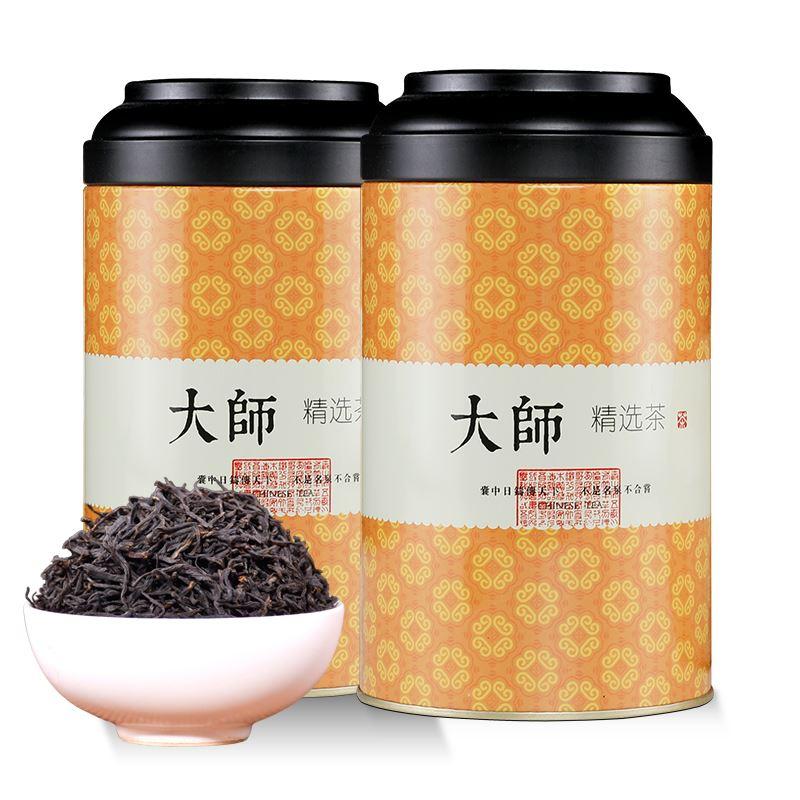 佳茗海罐装金骏眉茶叶125g