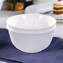 限地区:乐享欧式陶瓷碗套装2只装