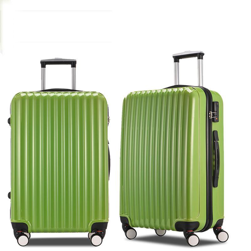 雅班得万向轮拉杆行李箱20寸